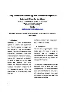 Using Information Technology and Artificial ...