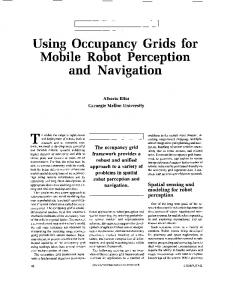 Using occupancy grids for mobile robot perception and navigation ...