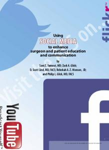 Using social media to enhance surgeon and patient education and ...
