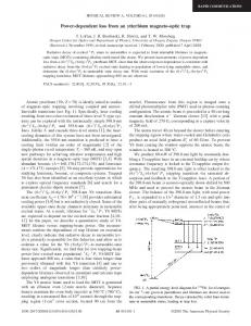 using standard pra s - NCSU Physics