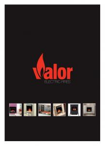 Valor - The Stove Gallery