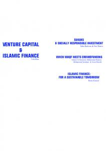 Venture Capital & Islamic Finance