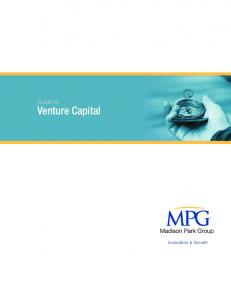 Venture Capital - Madison Park Group
