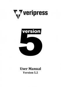 Version 5.2 - Serendipity Software