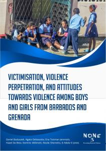 Victimisation, violence perpetration, and attitudes ...