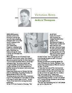 Victorian News - 2004/April.pdf - Greyhound-Data