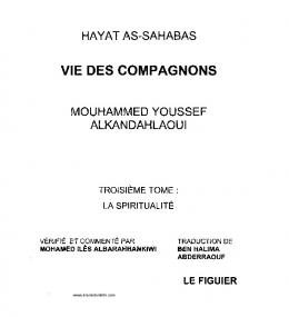 VIE DES COMPAGNONS - The Islamic Bulletin