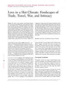 View Full Page PDF - Gastronomica: The Journal of Critical Food ...