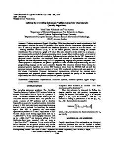 View Fulltext PDF - Science Publications