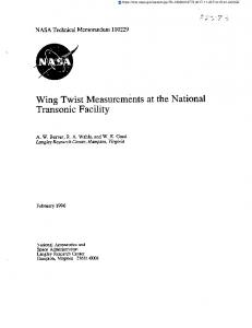 View - NASA Technical Reports Server