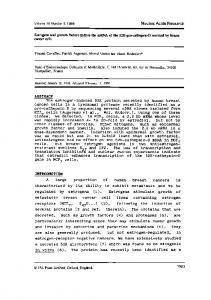 Volume 16 Number 5 1988 Nucleic Acids Research ... - BioMedSearch