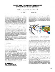 Vorticity Based Flow Analysis and Visualization for ... - IEEE Xplore
