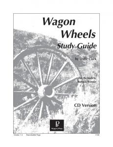 Wagon Wheels - Rainbow Resource Center