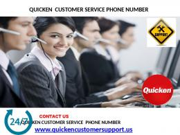 Want to Quicken  recovery @ Quicken technical support phone number