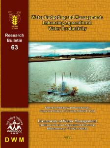 Water Budgeting and Management.pdf - India Environment Portal