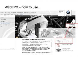 WebEPC - how it works - BMW Motorcycles