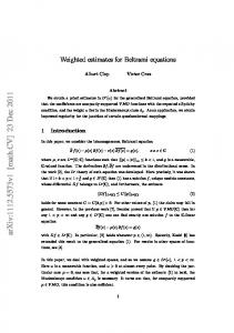 Weighted estimates for Beltrami equations