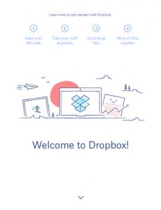 Welcome to Dropbox!