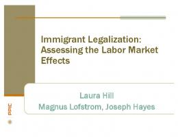 What are the Labor Market Effects of Immigrant Legalization?