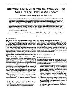 What Do They Measure and How Do We Know? - Testing Education