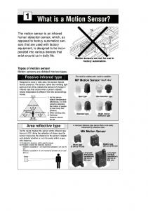 What is a Motion Sensor?