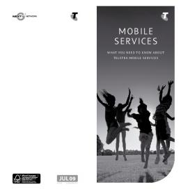 What you need to know about Telstra Mobile Services