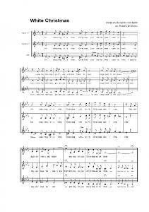 White Christmas Sheet Music.pdf - Links 2 Love