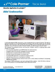 White Paper on Aldol Condensation - Cole-Parmer