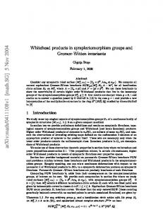 Whitehead products in symplectomorphism groups and Gromov
