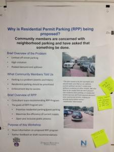 Whv is Residential Permit Parking {RPP} being - City of Manitou ...