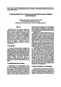 WI2006_May_George_Prevot_authors version - Semantic Scholar