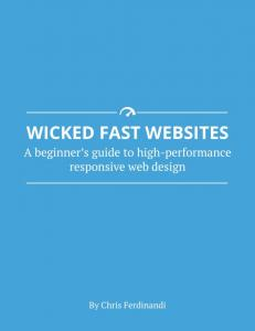 Wicked Fast Websites 1