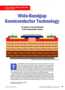 Wide-bandgap Semiconductor Technology - IEEE Xplore