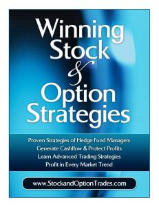 Winning Stock & Option Strategies