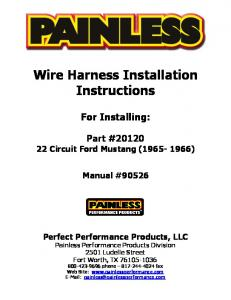 wire harness installation instructions for install_598a60b51723ddd269e53a82 instructions installing the hot spark electronic ignition painless wiring harness instructions at fashall.co