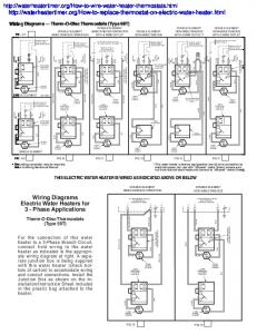 wiring diagrams electric water heaters for 3 phase_59c31e691723dddad9d47d5b wiring instructions for marley 2500 series electric baseboard 3 phase tankless water heater wiring diagram at reclaimingppi.co