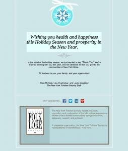 Wishing you health and happiness this Holiday Season and ...