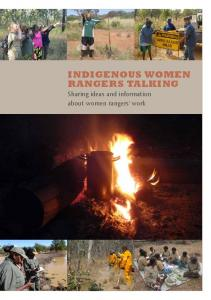 Women Rangers Talking - Centre for Aboriginal Economic Policy ...