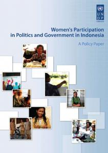 Women's participation in Politics and Government ... - Peace Women