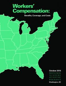 Workers' Compensation - National Academy of Social Insurance
