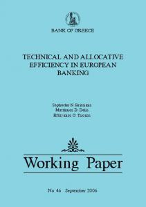 Working Paper - Core