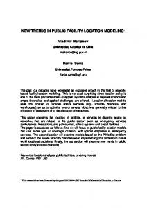 working paper - SSRN papers