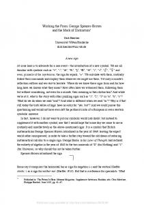 Working the Form - SSRN papers