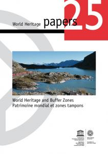 World Heritage and Buffer Zones - UNESCO World Heritage Centre