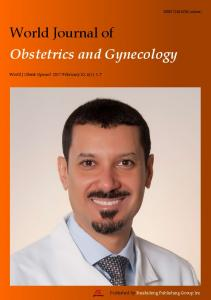 World Journal of Obstetrics and Gynecology