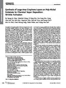Wrinkle Formation - Wiley Online Library