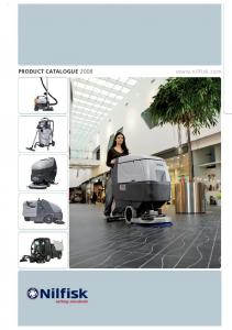 www.nilfisk.com PRODUCT CATALOGUE 2008 - Cleanshop