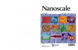 www.rsc.org/nanoscale Volume 4 | Number 5 | 7 March 2012 | Pages ...