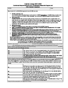 (yellow) Worksheet - Cabrillo College