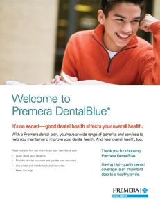 Your card. Your dental health.